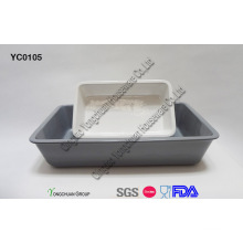 Ceramic Baking Dish Set for Wholesale