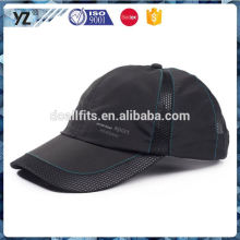 Hot selling fashion 100% polyester sport cap usine en gros