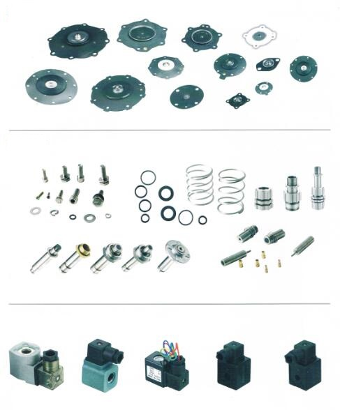 pulse valve repair kits