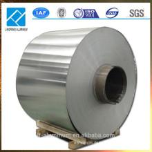 Mühle Finish Aluminium Spule Legierung 1060 1100 3003 3004 5052 5754 5083 6061 6063 zu verkaufen