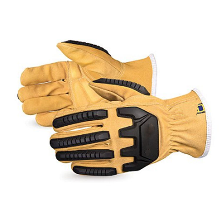 resistant safety Oil Gloves