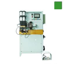 Heat exchanger condenser evaporator copper and aluminum tube pipe resistance welder machine