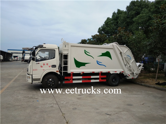 5 Ton Refuse Collection Vehicles
