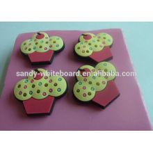 Pinos de PVC soft board de proteção ambiental