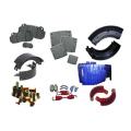 Fahrzeug-Bremsblech-Kleber für Trommelblatt