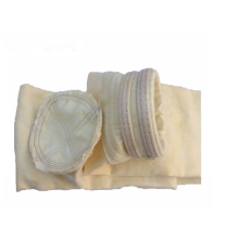 PPS + PTFE Composite High Temperature Filter Bag
