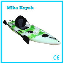Small Cheap Kids Paddle Plastic China Kayak Baratos for Sail Boat
