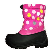 Girls TPR Snow Boots
