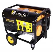 2.5kVA 2kw Newest Manual Start Gasoline Generator with Wheels