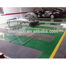 galvanized steel grating for carwash