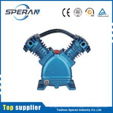El mejor precio profesional fábrica 2 cilindro 1.5hp mini compresor de aire eléctrico bomba