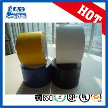 Pvc de caucho de colores de aislamiento de cinta de aislamiento