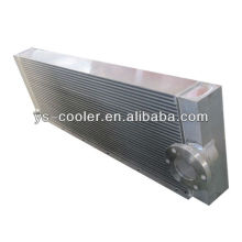 aluminum plate fin heat exchanger for enginering machinery