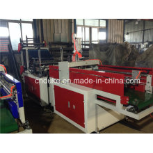 Full Automatic Punching Plastic T-Shirt Bag Making Machine