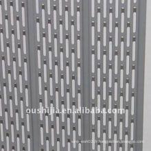 Acier ordinaire Acier galvanisé perforé Métal / acier fer métal / (usine et exportateur)