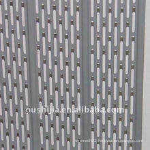 Plain Steel Perforated galvanized Metal/ steel iron metal/(factory&exporter)