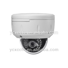 720P HD Dome IP Camera WIfi avec Varifocal Lens Prix concurrentiel