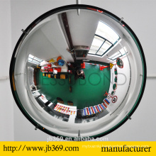 360degree full dome wall mirror