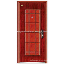 Aço Security Storm Door Mantenha seu lar seguro