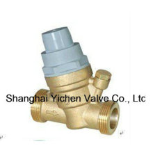 Outside Screw Thread Pressure Regulator Valve with Water