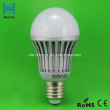 220V 110V 85-265V White&Warm White House 5W E27 LED Bulb Light