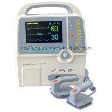 Hospital Portable Patient Monitor Biphasic Defibrillator