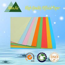 Высококачественная бесцветная цветная офсетная бумага для декоративной бумаги
