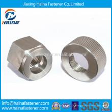 Personalizado A2, aço inoxidável A4 CP 015 Porca de solda não-padrão