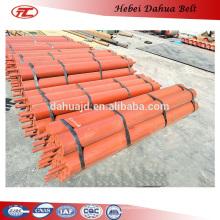 Manufacture rubber conveyor carbon steel roller