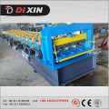 Galvanized Aluminum Steel Floor Deck Roll Forming Machine