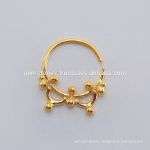 Septum Nose Ring Piercing Jewelry, Handmade Designer Septum Nose Ring Body Jewelry Suppliers