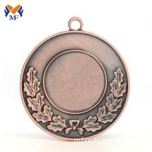 Engraving insert medals metal blank medallion