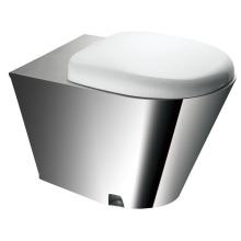 Inodoro de acero inoxidable (JN49111)