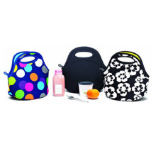 Neoprene Cheap Funky Lunch Bags