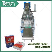 High-Speed Bottom-Pasted Valve Papierbeutel Produktionslinie