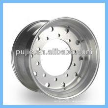 Aluminum White Truck Rim for Benz