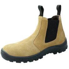Best Quality for China Pu Sole,Pu Shoe Sole,Comfortable Pu Sole Manufacturer and Supplier Suede Leather Safety Footwear supply to Serbia Suppliers