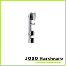 Rolo de tela de chuveiro para porta de vidro para montagem na porta deslizante (EA001B)
