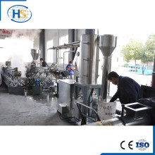 High Output Underwater Parallel Twin Screw Extruder Machinery