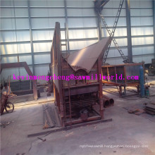 High Productivity Large Log Debarking Machine Wood Debarker