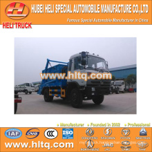 170hp 4x2 DONGFENG 8cbm garbage collecting truck for sale trash collecting truck quality assurance best price