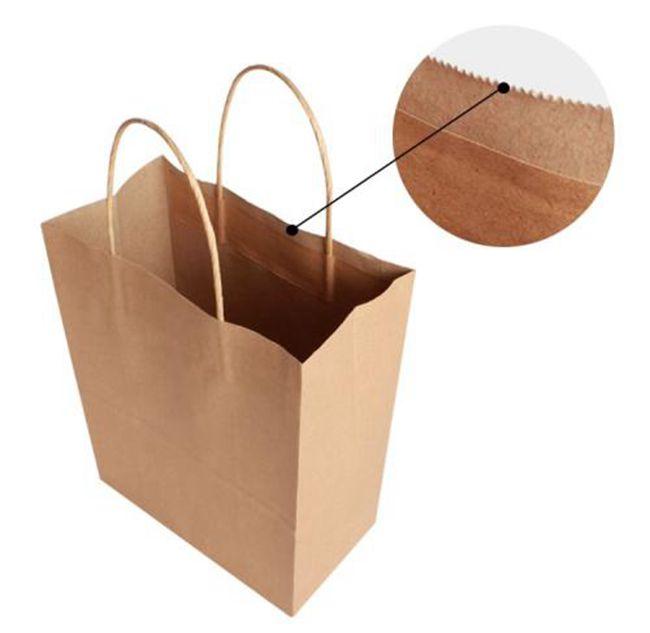 kraft paper bags
