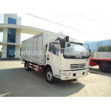 Высококачественный грузовик с грузом 4x2 dongfeng 6 тонн в Ливии