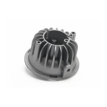 Anodized Aluminum Alloy Extruded Profile With Custom-designed Aluminum Led Heat Sink