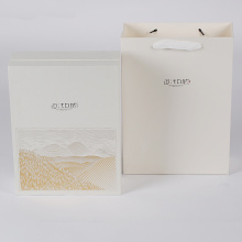 Luxury Tea Packing box with compartments