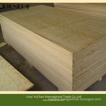 18mm CE Grade Pine Plywood for Germany Market