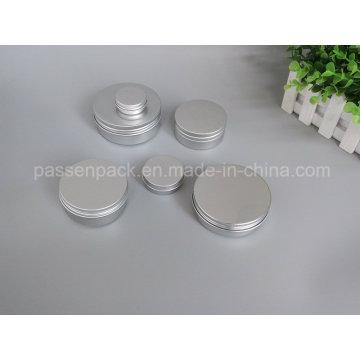 Frasco de creme cosmético com tampa de parafuso (PPC-ATC-082)
