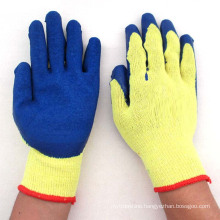 Protective Industrial Latex Coated Labor Working Safety Gloves