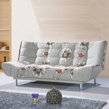 Foldable Fabric Recliner Sleeping Double Sofa Bed
