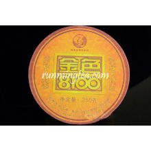"2007 Xiaguan ""Jin Se 8100"" Raw Pu Er Puer Tea Puerh Tuo dans Box-250g / tuo"